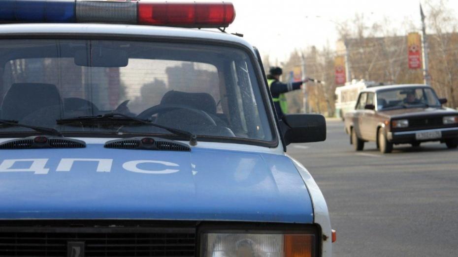 Натрассе под Воронежем упассажира иномарки полицейские отыскали 80 граммов амфетамина