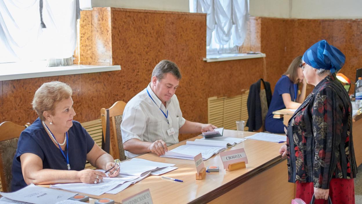 Выбор сделан. В Воронежской области подвели итоги дня голосования