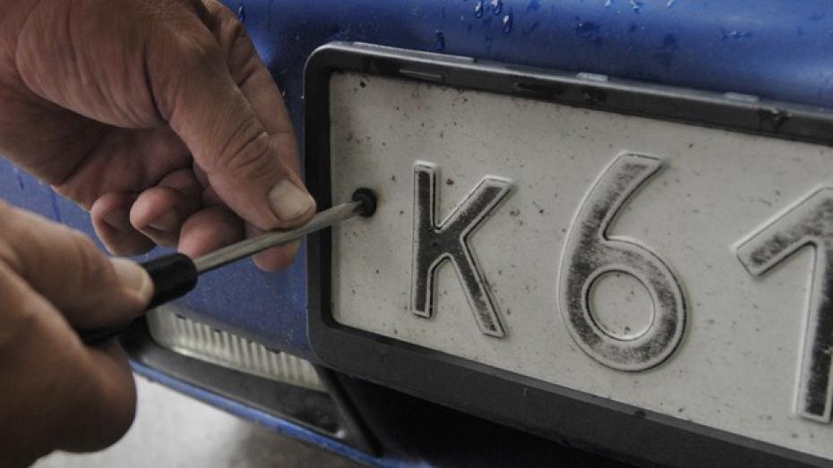 В Воронеже будут судить похитителя автономеров