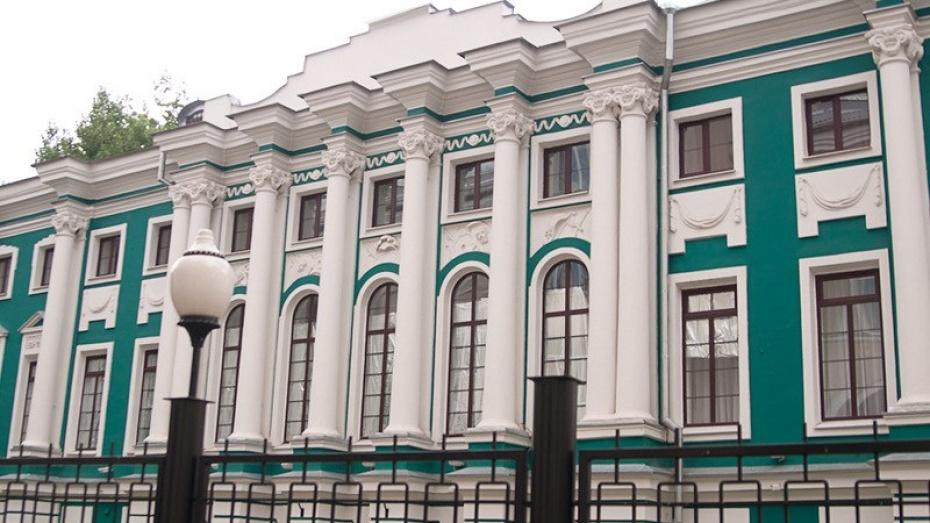 Воронежский музей Крамского можно будет посетить бесплатно
