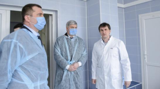 Воронежский губернатор получил дополнительные полномочия в борьбе с коронавирусом
