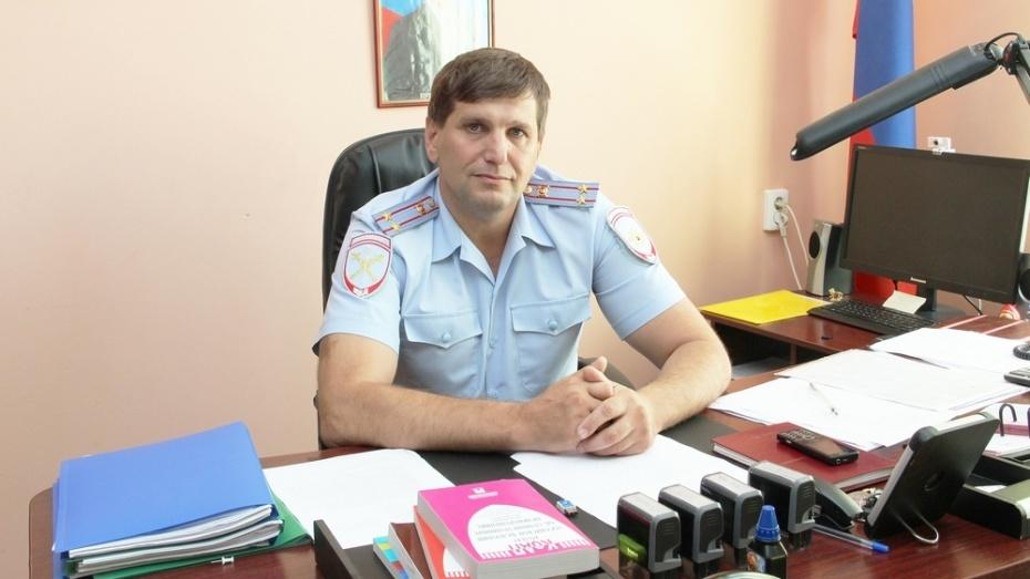 ВВоронежской милиции сменились три начальника