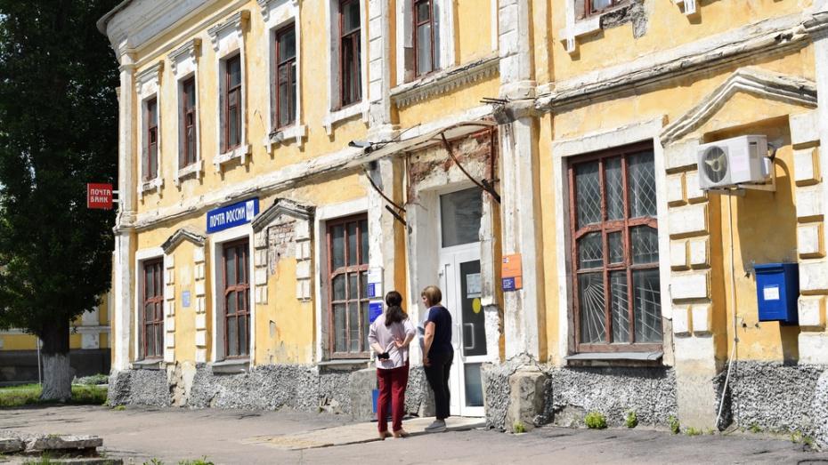 Из Главпочтамта в Воронежской области неизвестные унесли более 1 млн рублей