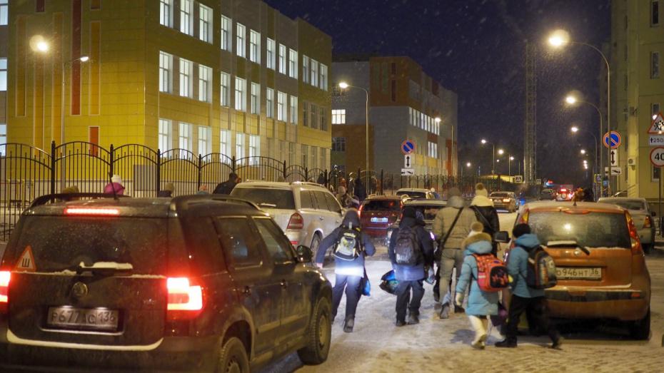Все воронежские школы уйдут на карантин с 7 февраля