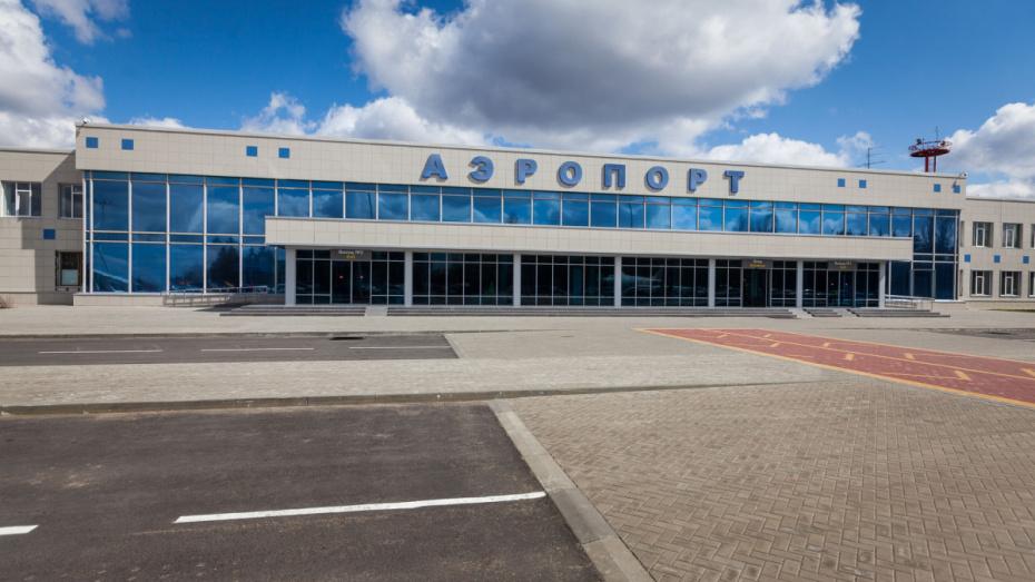 В Воронеже приземлился самолет с эвакуированными из Армении российскими туристами