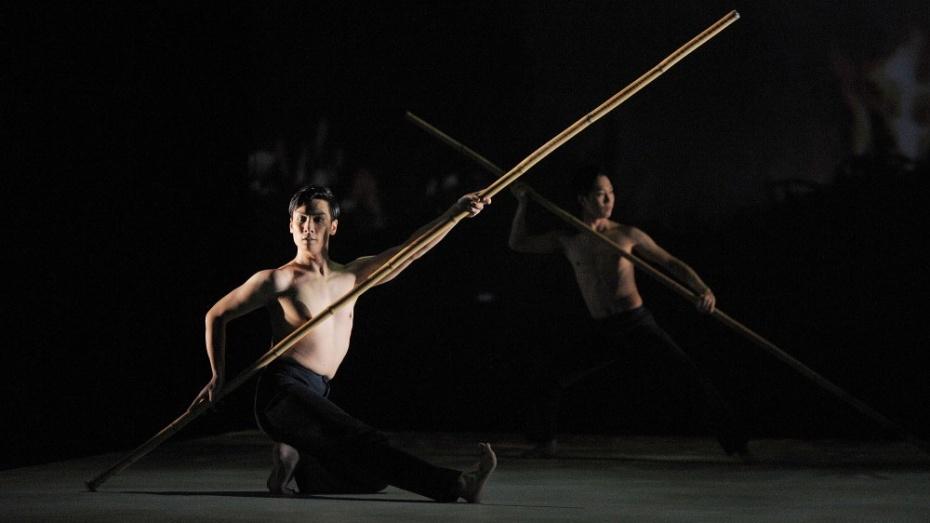 В Воронеже пройдет видеопоказ балета Лин Хвай-Мина