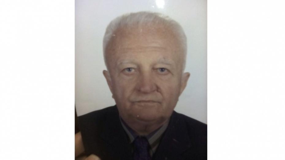 ВВоронеже пропал 79-летний пенсионер, который страдает утратой памяти