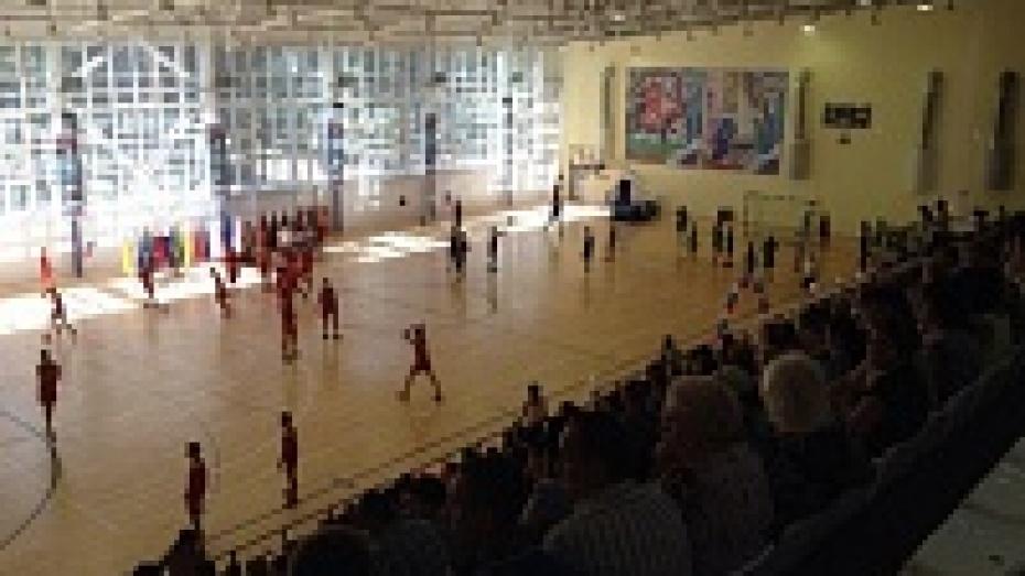 Павловские спортсмены получили первый центр развития массового спорта