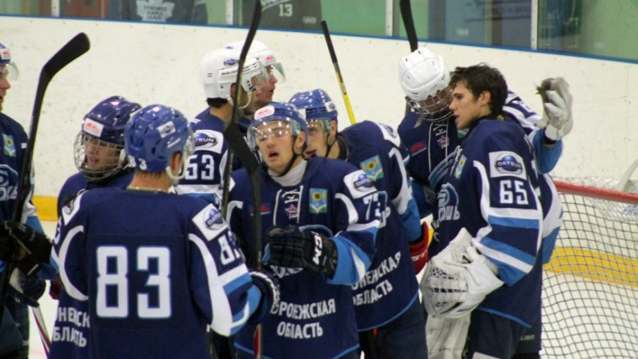 Хоккеисты из Воронежской области победили в предсезонном турнире в Брянске