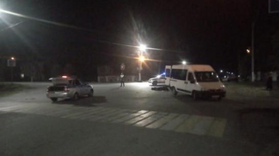 В Воронежской области водитель насмерть сбил 2 женщин на пешеходном переходе и уехал