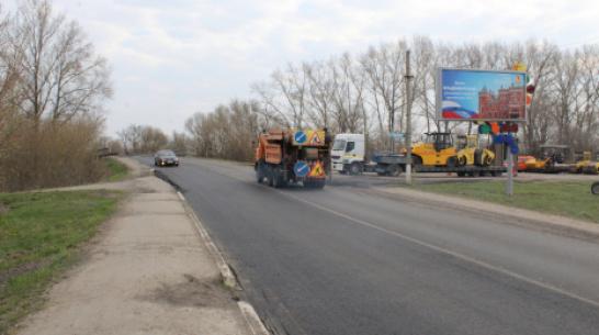 В Ольховатке дорогу на центральной улице отремонтировали за 3,9 млн рублей