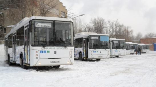 Модель транспортной системы Воронежа подготовят к 15 августа