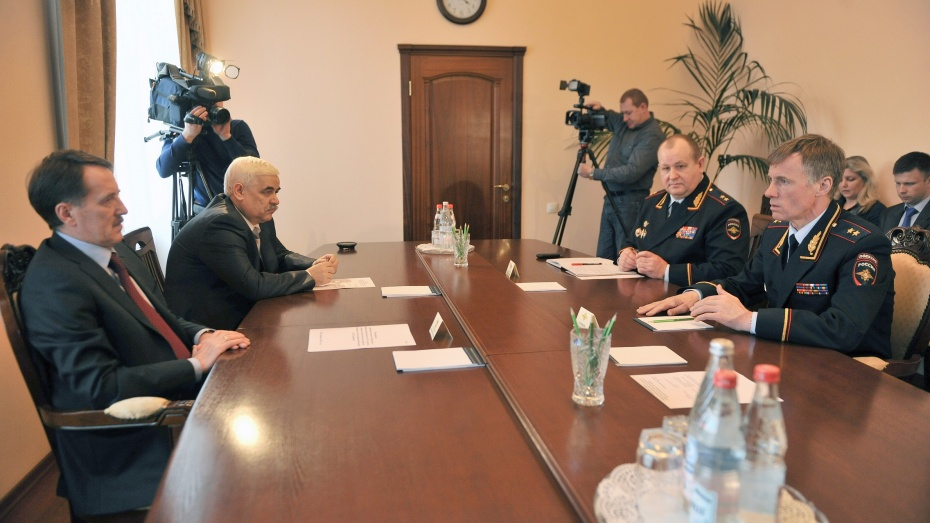Областные власти поддержат финансами проект «Безопасный город»