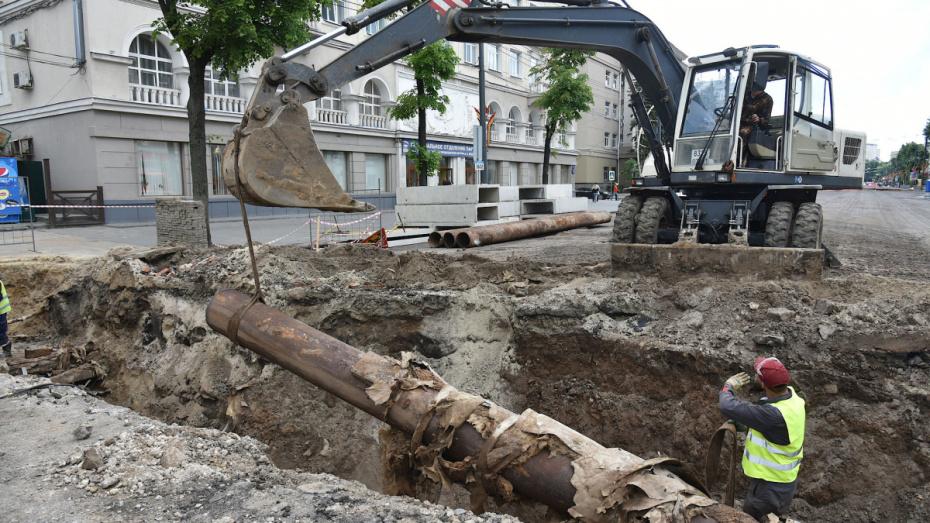 В центре Воронежа на 2 месяца закроют выезд с улицы Свободы
