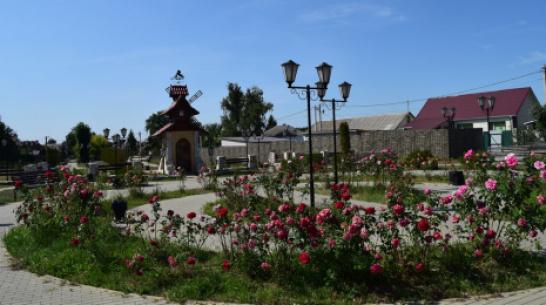 Рамонское Ямное победило в этапе областного конкурса «Самое красивое село»