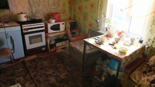 Житель Воронежской области получил 7 лет колонии за убийство из-за стакана воды