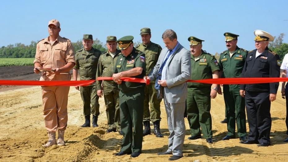 ВВоронежской области завершили земляные работы нажелезной дороге вобход Украинского государства