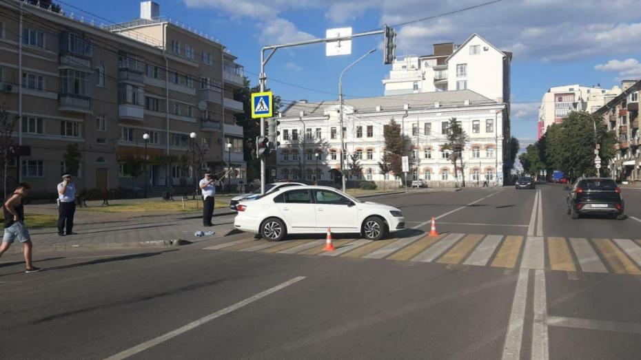 Молодого лихача привлекут к ответственности за дрифт возле Воронежского госуниверситета