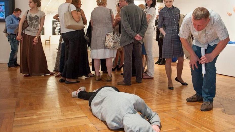 Третьяковская галерея отказалась от работы воронежского художника
