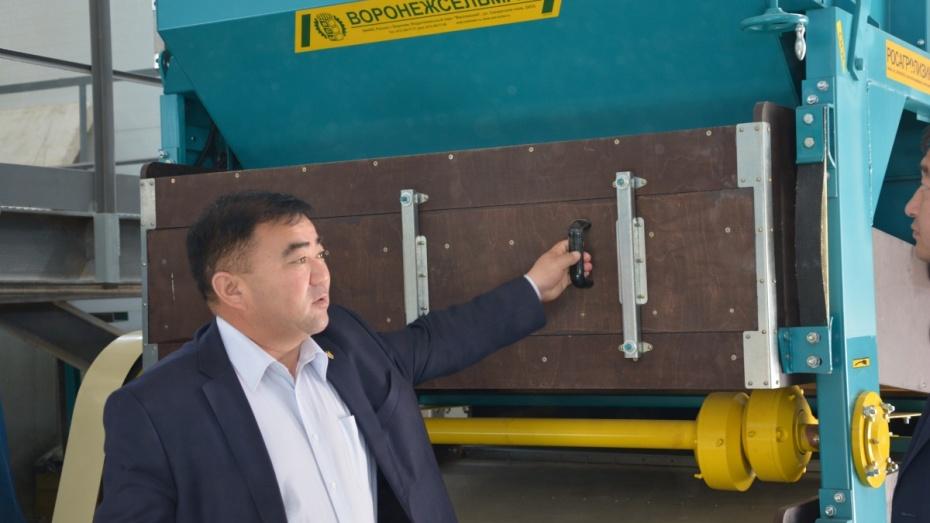 «Воронежсельмаш» отправил партию техники в Монголию