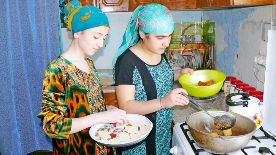 В Грибановском районе объявили онлайн-флешмоб «Блюда национальной кухни народов России»