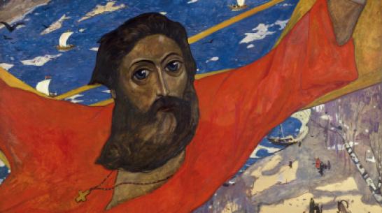 Воронежцев позвали на выставку Ильи Глазунова