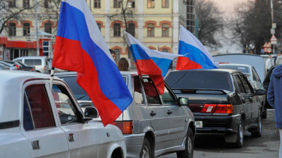 Воронежский автопробег ко Дню Победы протянется на 50 км