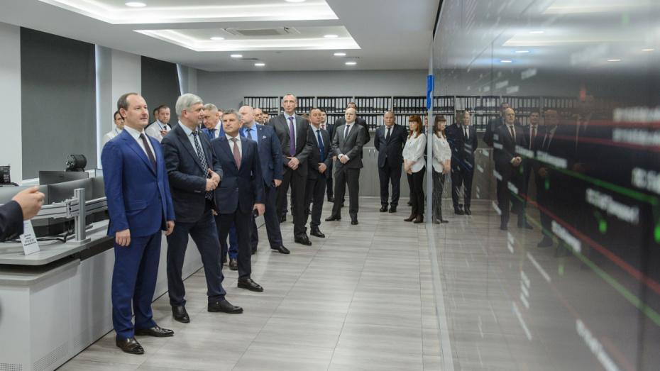 Энергетики открыли в Воронеже единый центр управления сетями