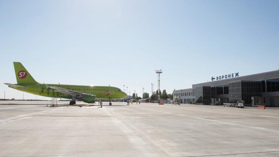 Взлетно-посадочную полосу воронежского аэропорта удлинят до 2,6 км