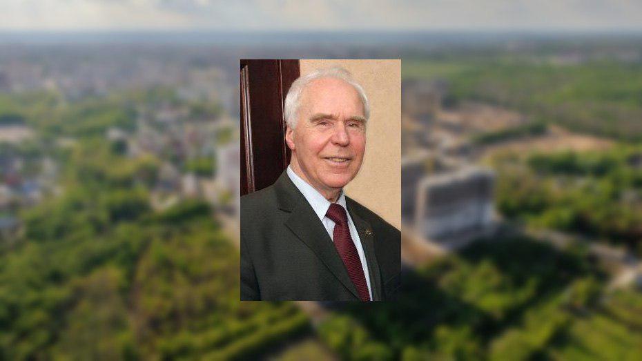 Скончался первооткрыватель воронежских никелевых месторождений Николай Чернышов