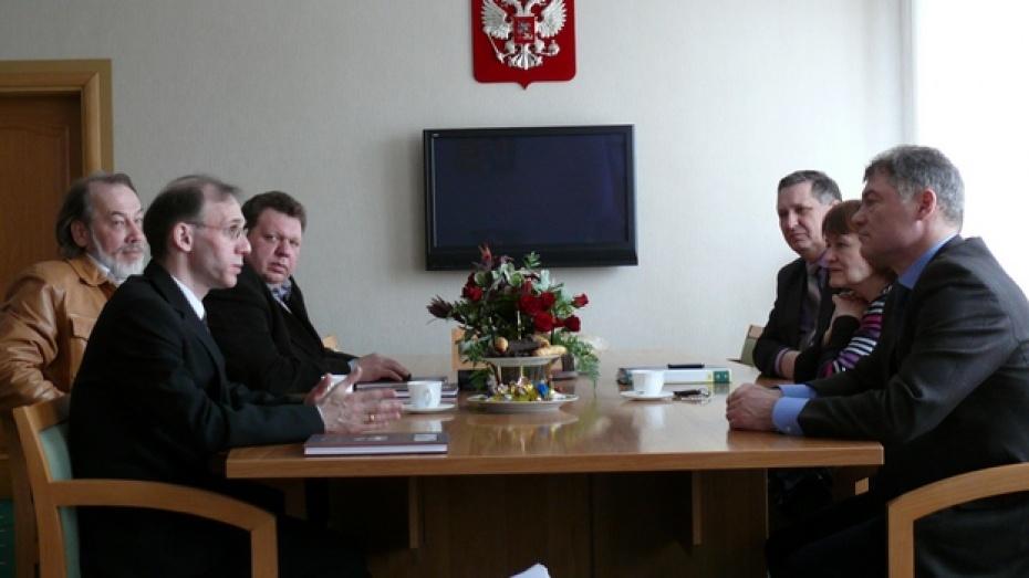 Рамонцев поздравит с юбилеем Великая княгиня Мария Владимировна