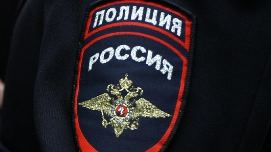 В Воронежской области дебошир пойдет под суд за нападение на полицейского