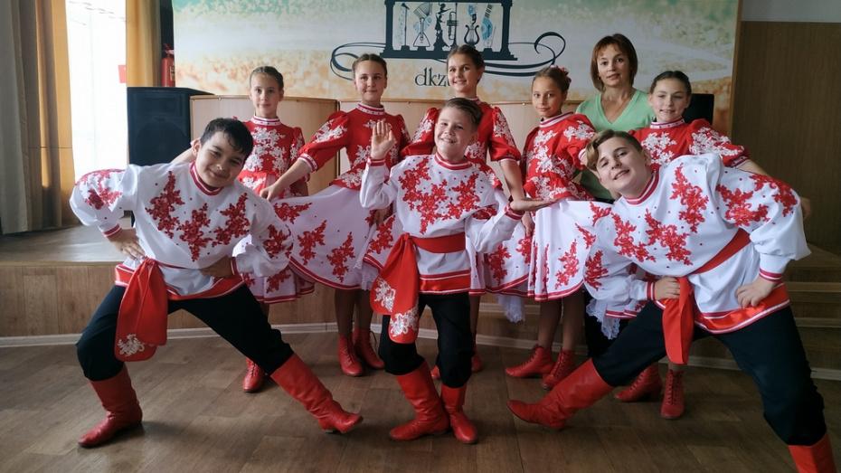 Борисоглебские танцоры стали лауреатами Международного конкурса «Мы великие артисты»
