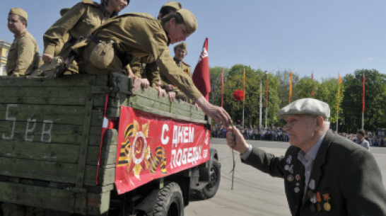 Парад 9 Мая в Воронеже откроют военные в исторической форме 1943 года