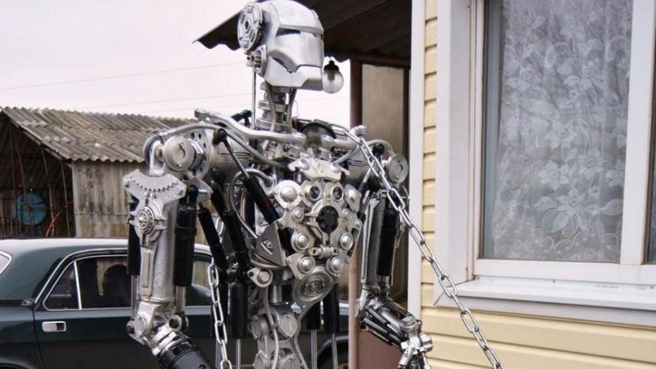 фото скелетов человека из автомобильных запчастей предназначены для высадки
