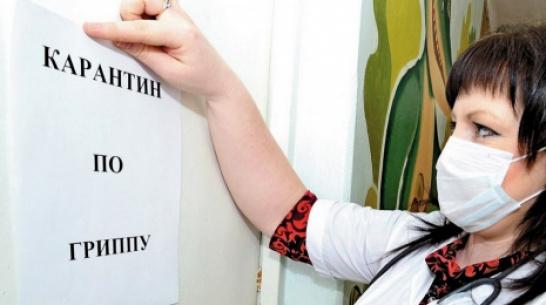 Из-за роста больных ОРВИ и гриппом в школах Воронежской области ввели «утренние фильтры»