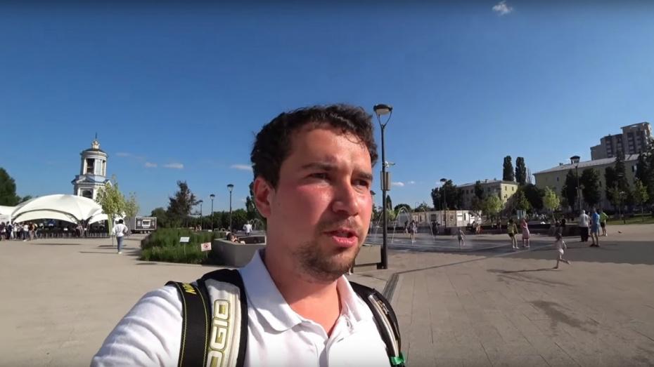 Урбанист Аркадий Гершман оценил Советскую площадь в Воронеже
