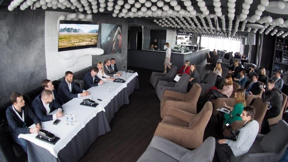 В Воронеже представили новую модель BMW