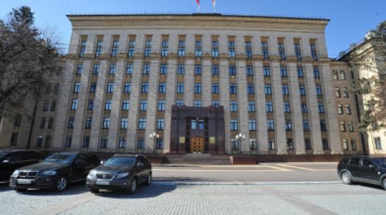Здание правительства Воронежской области отремонтируют за 20 млн рублей