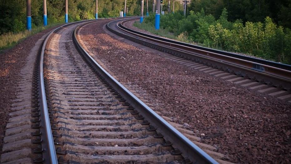 В семилукском поселке почти на сутки закроют железнодорожный переезд