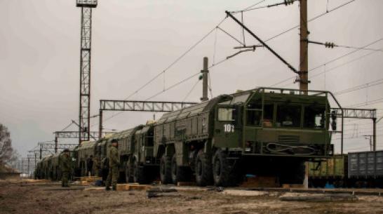 На параде Победы в Воронеже впервые покажут «Искандер-М»