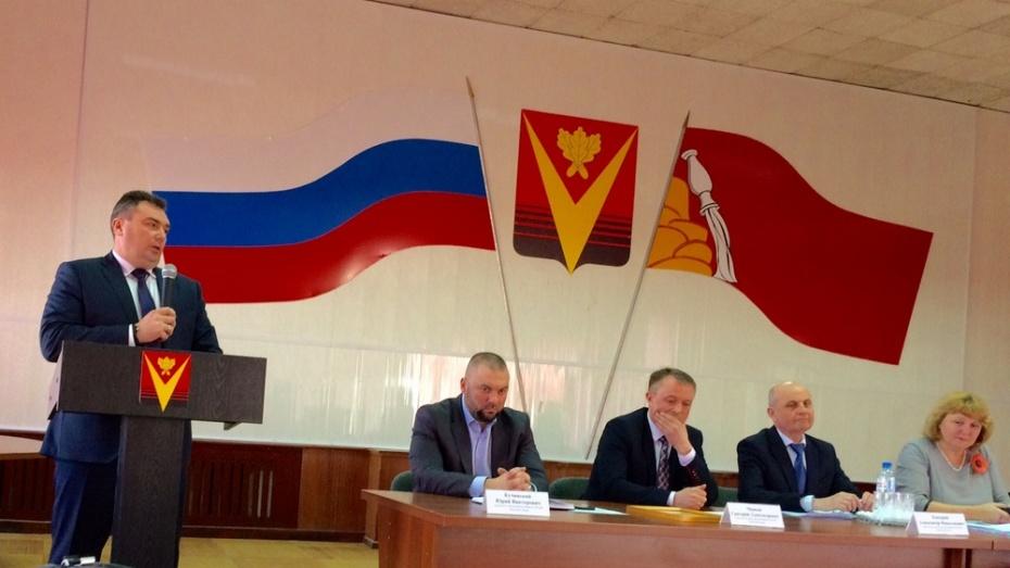 Андрей Пищугин вернулся на пост мэра Борисоглебска