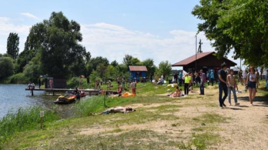 В Воронежской области в пруду утонул 21-летний парень
