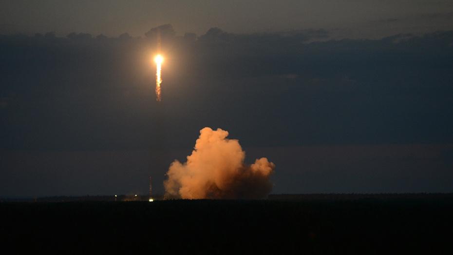 Ракету «Союз-2.1б» с воронежским двигателем запустили с космодрома Плесецк