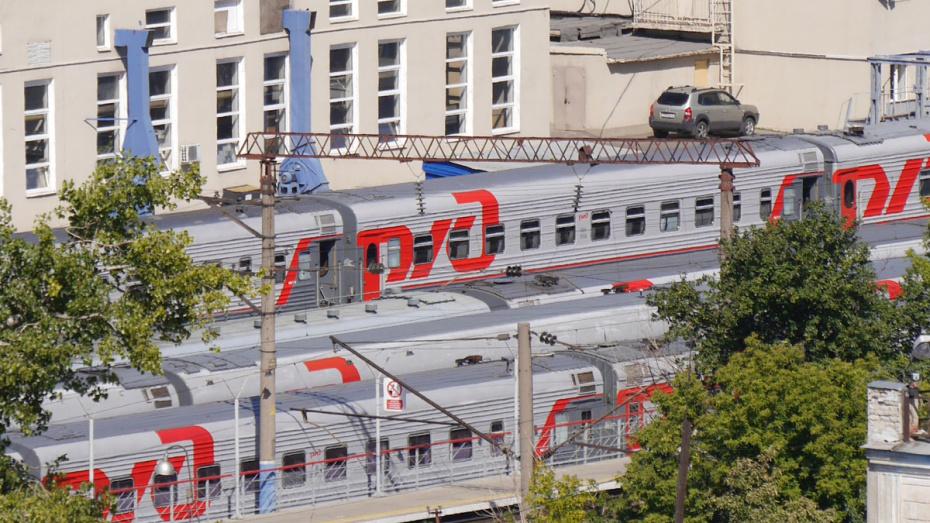 Новый поезд Белгород – Воронеж начнет ходить в мае 2020 года