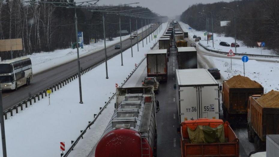 В Госдуму внесли законопроект об отмене транспортного налога для большегрузов