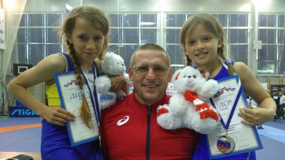 Эртильские спортсменки взяли «серебро» на всероссийских соревнованиях