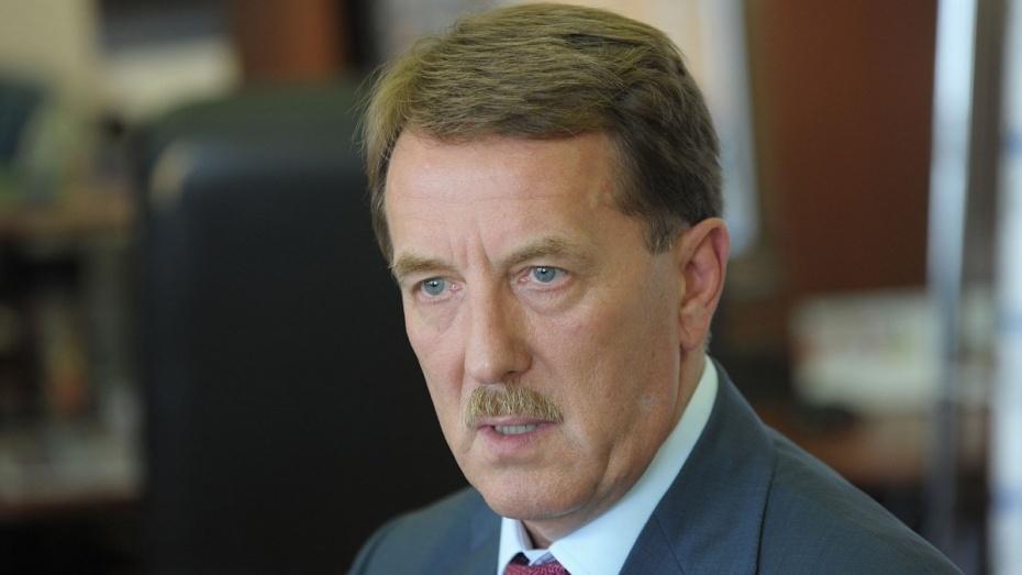 Экс-губернатор Воронежской области предложил президенту создать нацпроект по развитию сел
