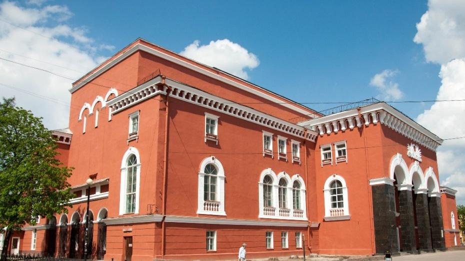 Воронежцам показали концепцию развития Дома молодежи в Мариинской гимназии
