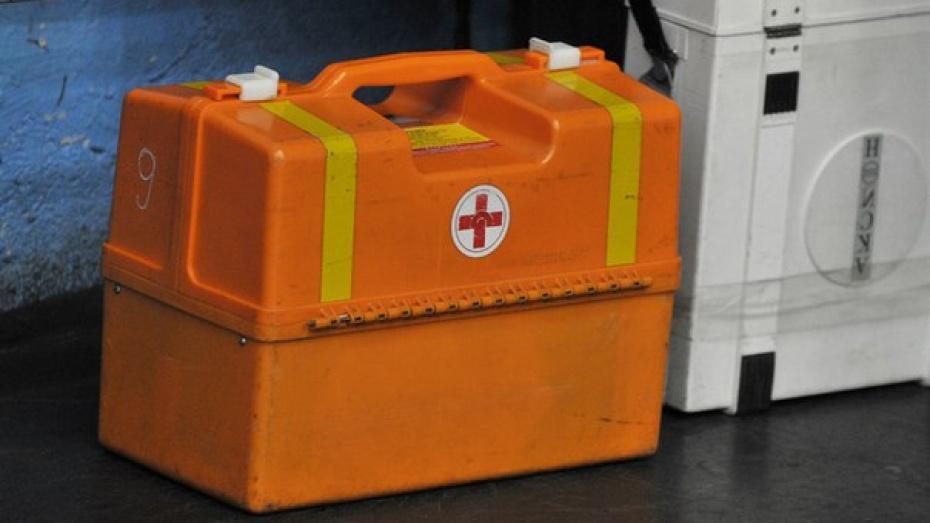 ВВоронеже 8-летний ребенок попал в клинику после ДТП